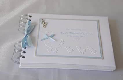 PERSONALISED 1ST// FIRST BIRTHDAY// CHRISTENING NAMING DAY PHOTO //GUEST BOOK