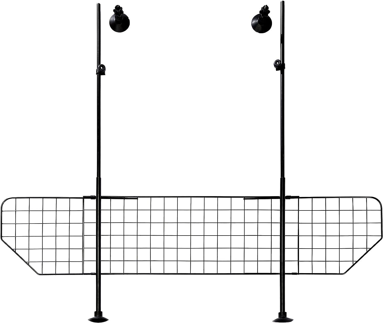 Trixie Auto-Schutzgitter, B/H: 125-140/63-135 cm, schwarz Image
