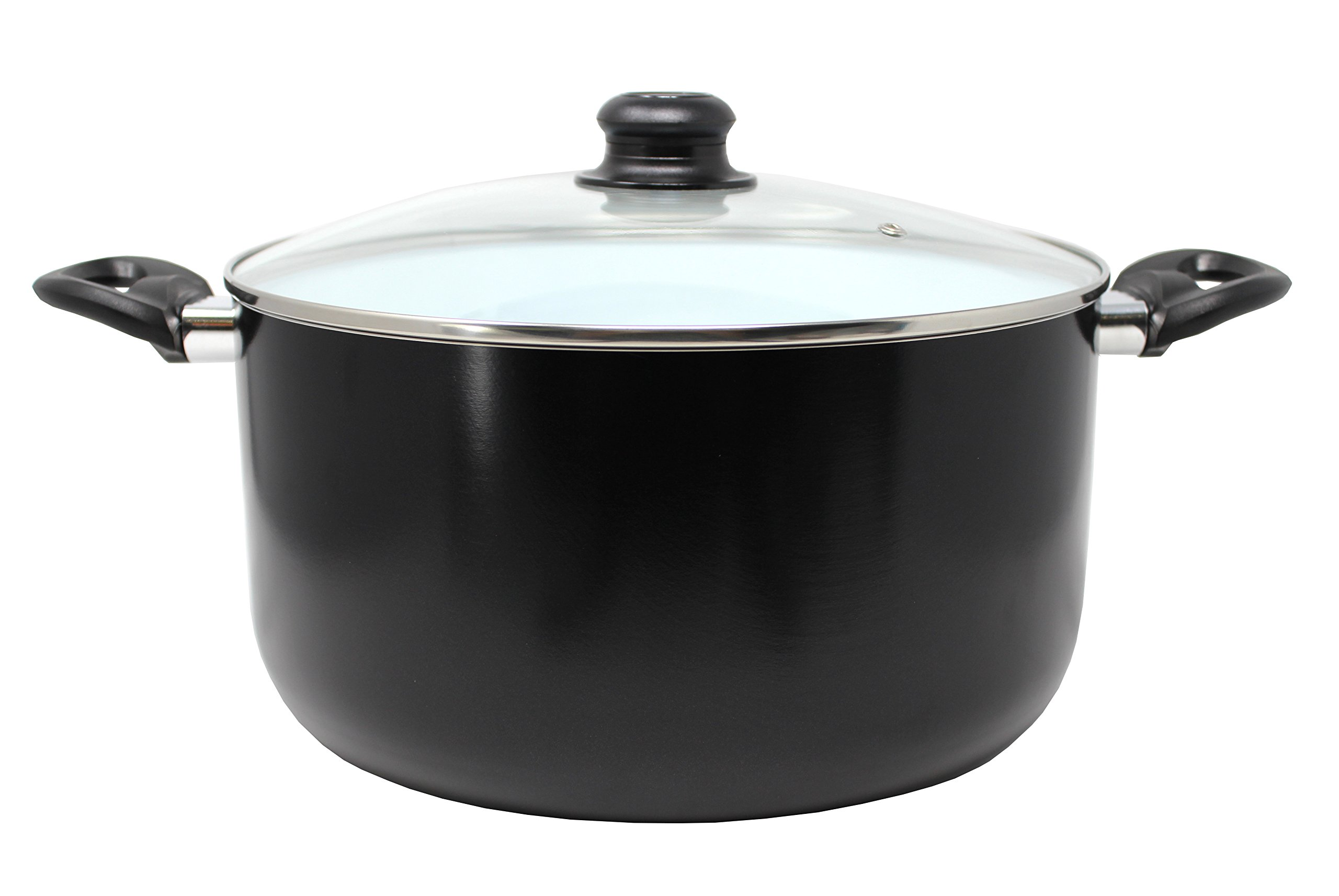 Concord 10 Quart Nonstick Ceramic Dutch Oven Cookware