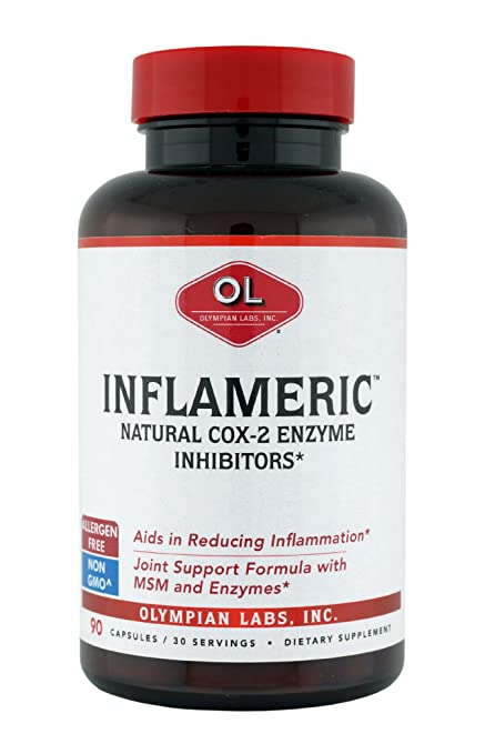 Amazon.com: Olympian Labs inflameric, 90 cap: Health ...