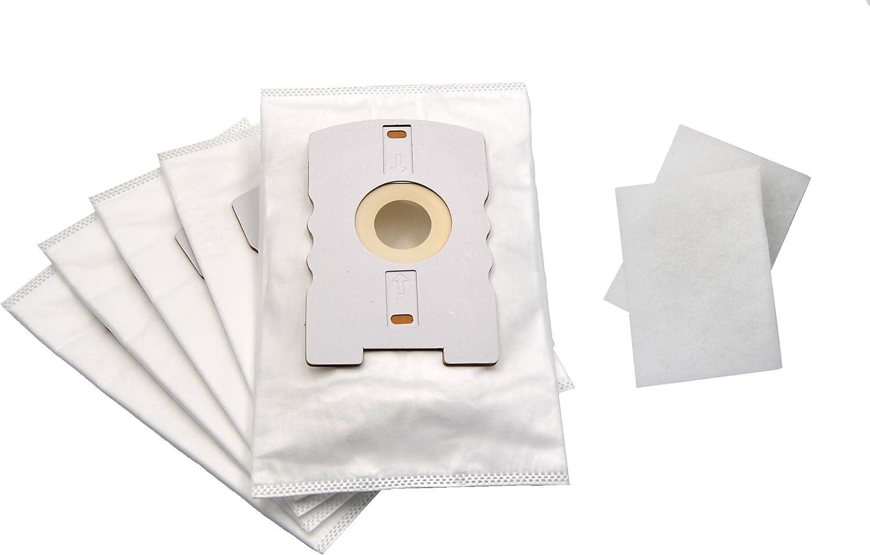 20 Vlies Filtertüten Beutel geeignet für Vorwerk Tiger 260 265 270 300