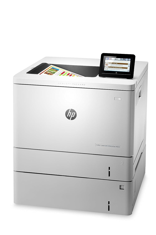 amazon com hp laserjet enterprise m553x color printer b5l26a