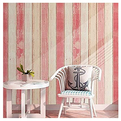 Blooming Wall Distressed Wood Panel Peel And Stick Wall Decor