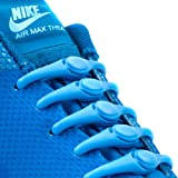 HICKIES 1.0 No Tie Elastic Laces -(Pack Of 14 Laces)