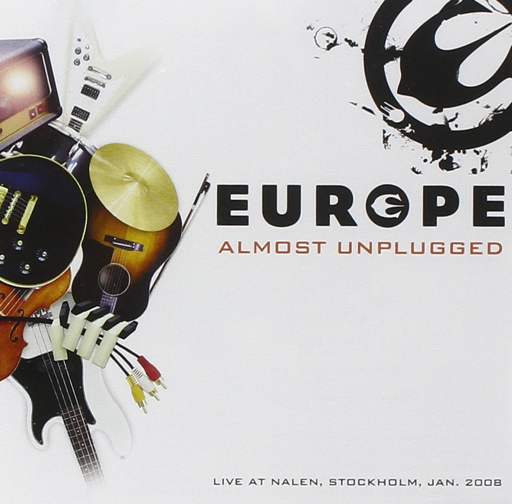 CD : Europe - Almost Unplugged (CD)