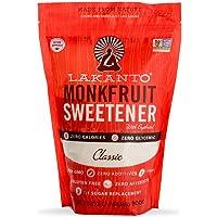 Lakanto All Natural Sugar Substitute, Classic White, 28 Ounces