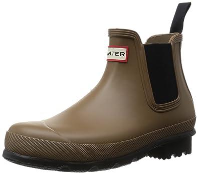 Men's Original Chelsea Two Tone High-Top Rubber Rain Boot
