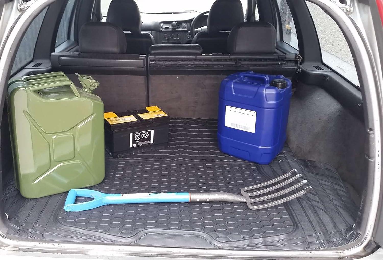 XtremeAuto XA0102 corte a medida. Alfombrilla de goma grande impermeable