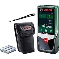 Bosch Plr 50 C Laser Uzaklık Ölçer Plr 50 C (Ölçüm Aralığı: 0, 05/ 50 M, Bluetooth Fonksiyonu, Kutuda), Yeşil