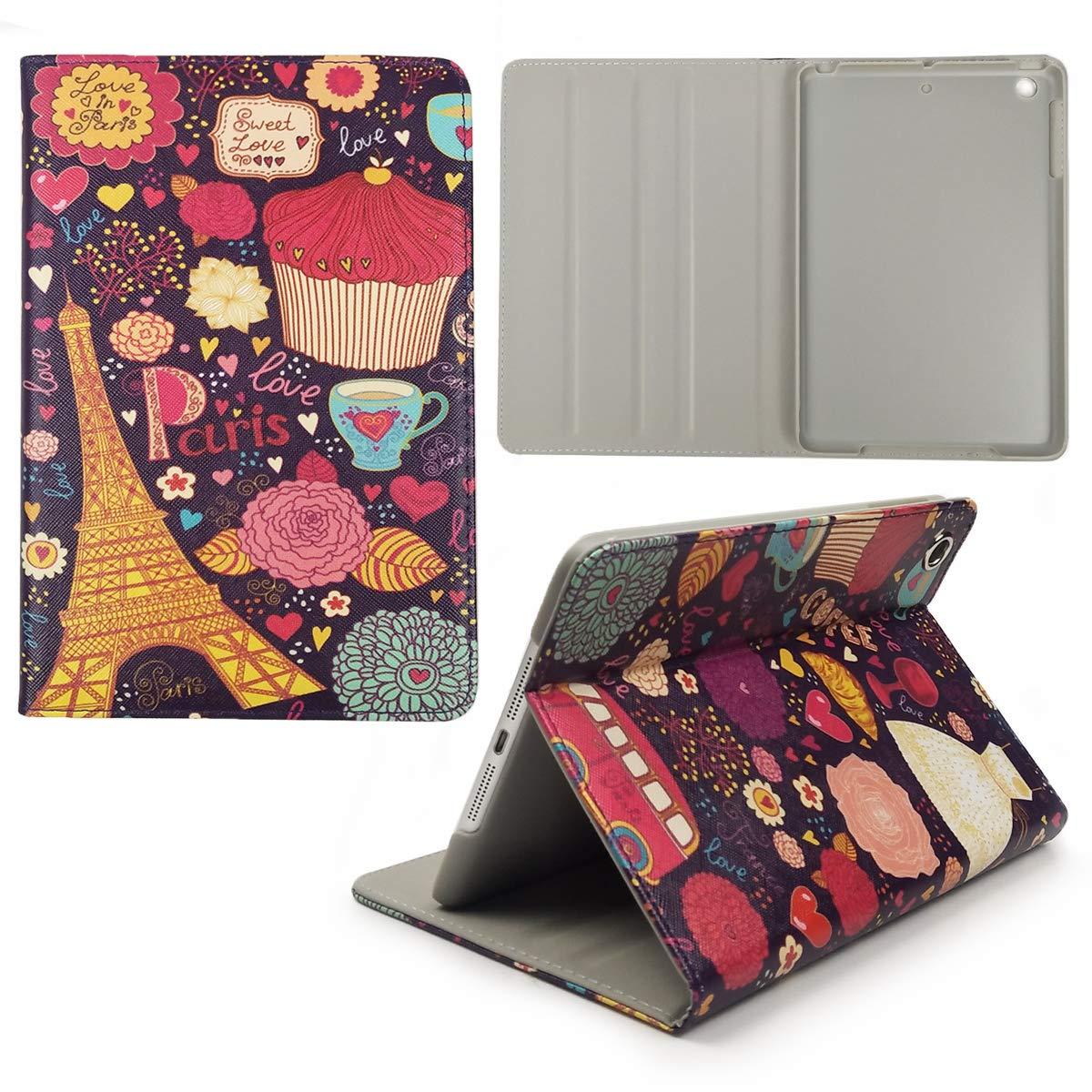 ファッションデザイナー iPad Mini 1/2/3 エレガントケース Apple ウルトラスリム 合成皮革 Dream マグネット式 1/2/3 キックスタンド スマートカバー [自動スリープ/ウェイク機能] Apple iPad Mini 1/2/3用保護カバー mini 1/ mini 2/mini 3 F-Paris Dream B07KVF1P6R, リトルプリンセスルーム:4d05680a --- a0267596.xsph.ru