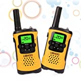 Amazon Price History for:Kids Walkie Talkies, UOKOO Walkie Talkies for Kids 22 Channel FRS/GMRS Two Way Radio Up to 5KM UHF Handheld Walkie Talkies, Toys for Boys over 3, 4, 5-year Old, Gifts for 7-year Old Boys and Girls