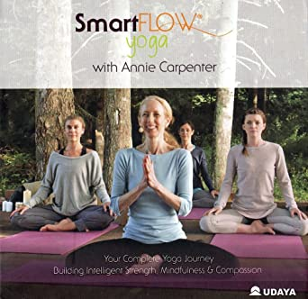 Amazon.com: SmartFlow Yoga with Annie Carpenter (Smart Flow ...
