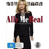 ALLY MCBEAL: SEAS 1-5 BOXSET (30 DISC)