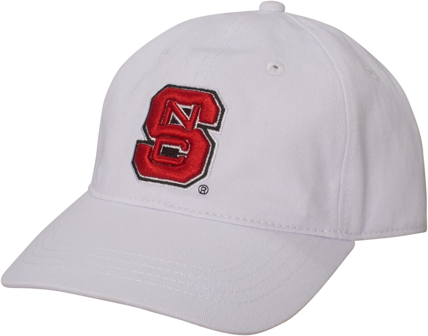 Top of the World NCAA NC State Wolfpack Adjustable Visor Gray