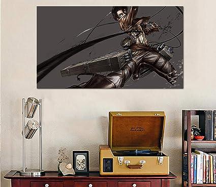 Amazoncom Aj Wallpaper 3d Attack On Titan 506 Japan Anime
