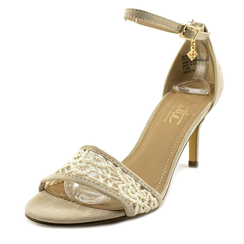 Nanette Lepore Beauty Women's Sandals & Flip Flops Ivory Size 8.5 M