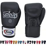 Fairtex Muay Thai Boxing Gloves BGV12 Aura Glow in the Dark , Modified BGV1 Limited Edition Size 10 12 14 16 oz Training Sparring Gloves for Kick Boxing MMA K1