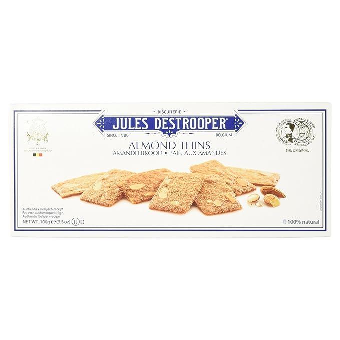 Jules Destrooper - Galletas De Almendras 100 g