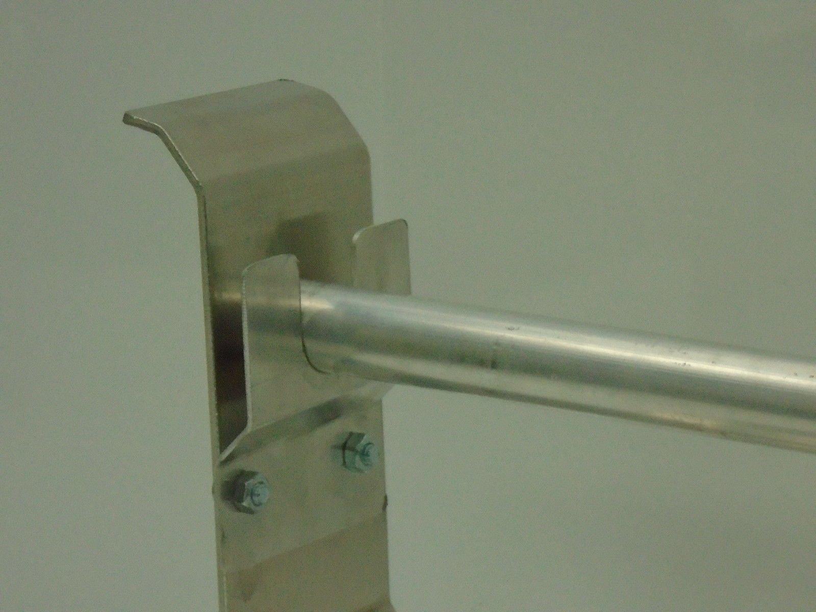 Paper Cutter Roll Dispenser Econoline 18 inches table mount Kraft paper Duralov by Duralov (Image #8)