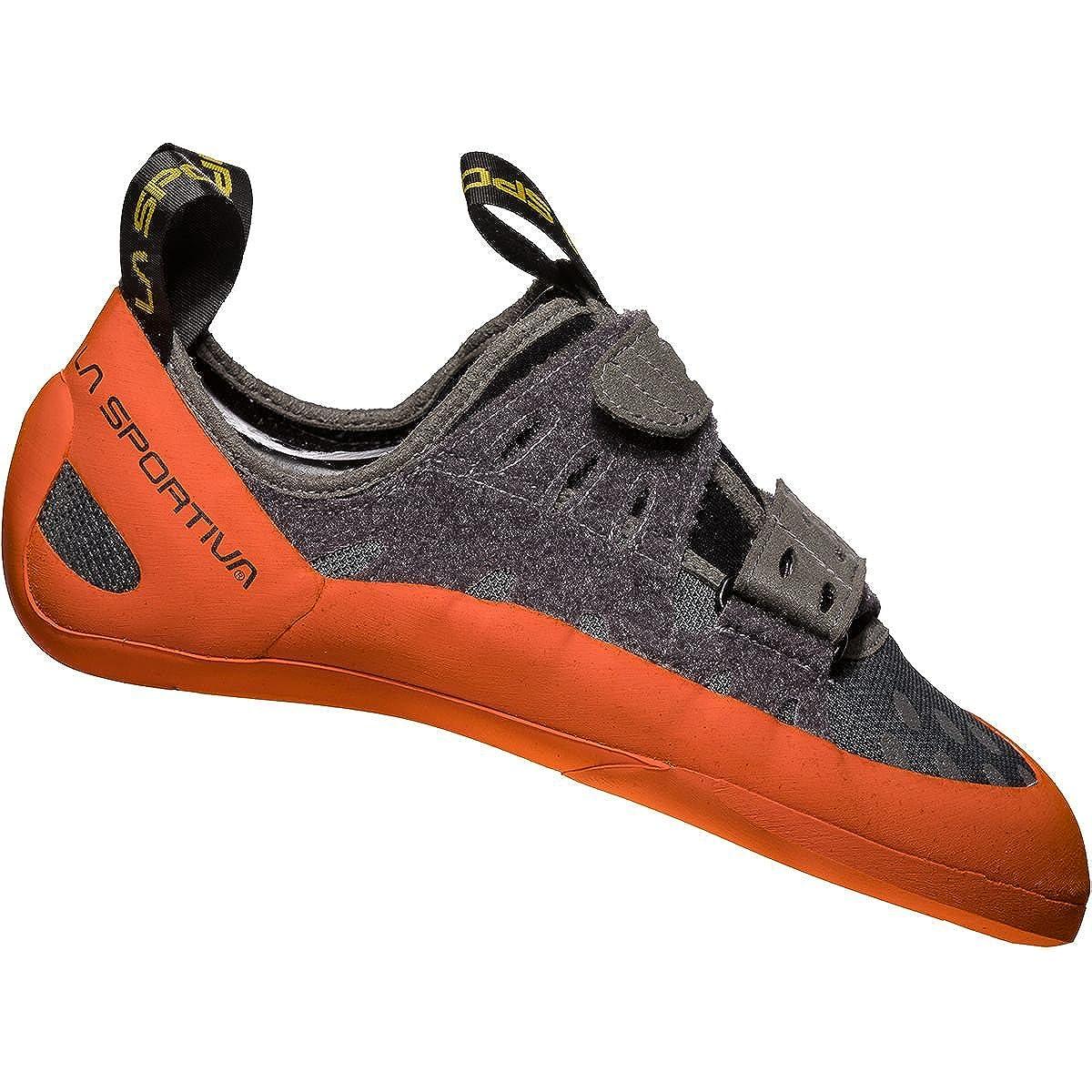 Auf der Suche nach guten Kletterschuhen werden Sie bei dem Hersteller La Sportiva fündig.