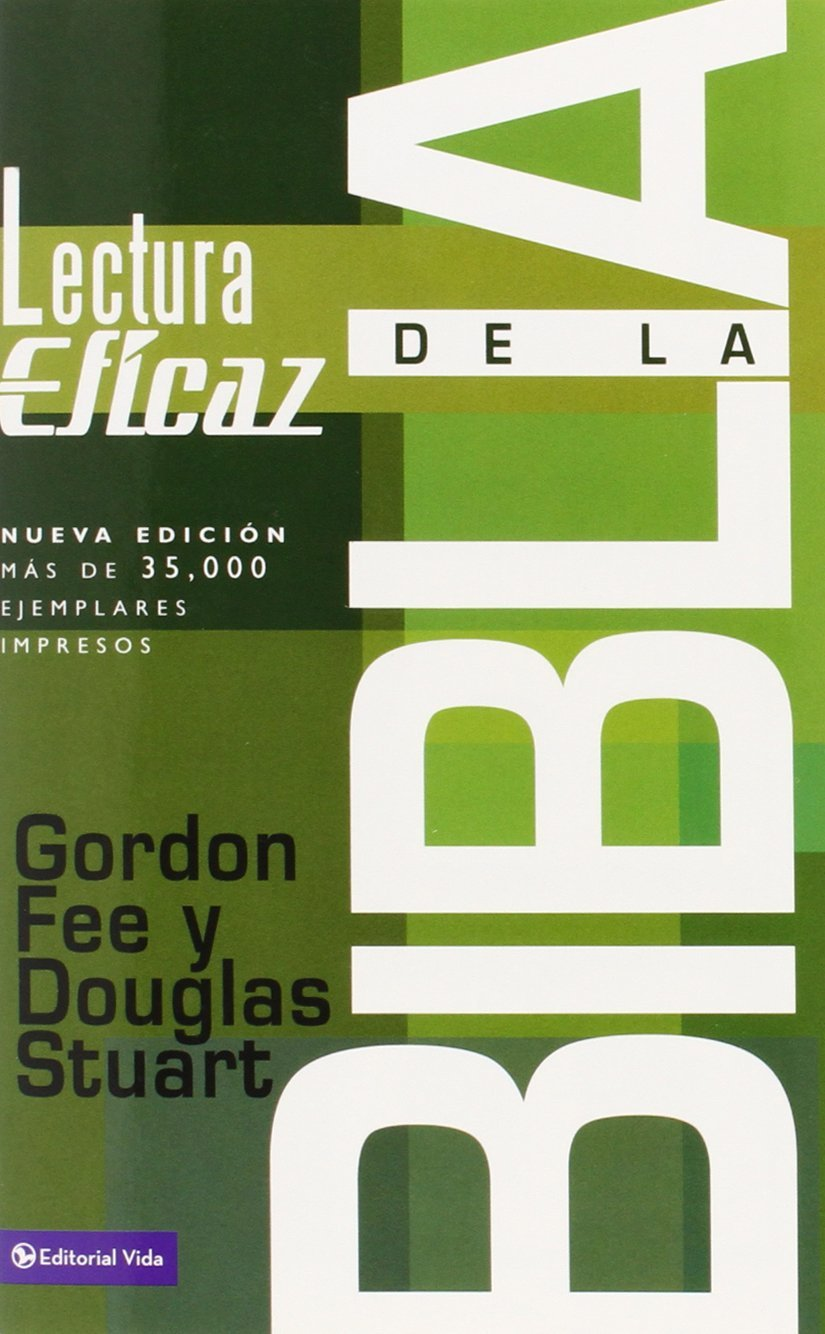 La lectura eficaz de la Biblia (Spanish Edition) pdf epub