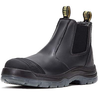 6ae5d3541774 Amazon.com  ROCKROOSTER Men s Work Boots Waterproof