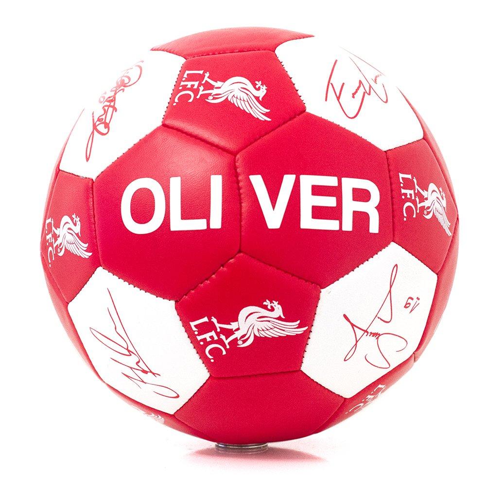 Personalizado LIVERPOOL FOOTBALL – Balón de fútbol americano ...
