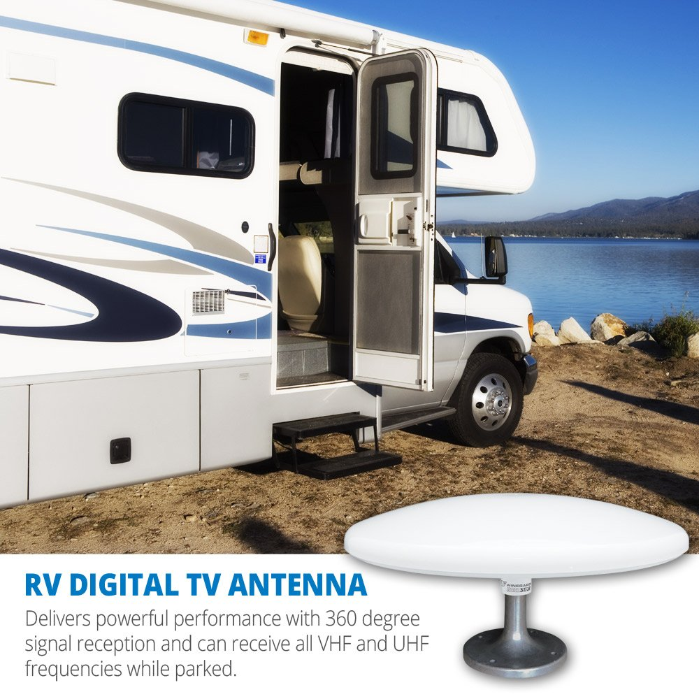 The 10 Best RV TV Antennas Reviewed For 2019   Outdoor Fact