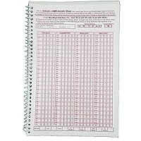 Amblitz Practice OMR Sheet, for NEET, 180 MCQ 50 Sheet (A4, Pack of 2)