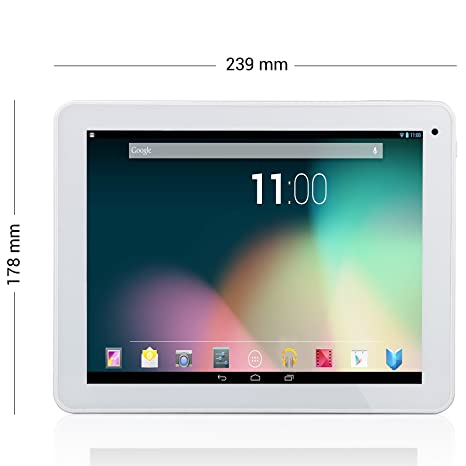 Amazon com : Dragon Touch Quad Core Tablet PC, Google Android 4 2