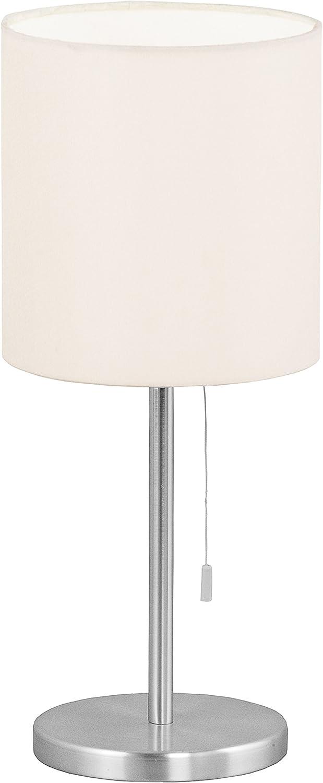 Design LED Tischleuchte Tischlampe mit Fernbedienung und Farbwechsler von Wofi