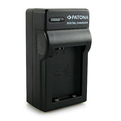 Patona® NP-FW50 - Cargador para Sony NEX-3, NEX-3A, NEX-3D, NEX-3K, NEX-5, NEX-5A, NEX-5D, NEX-5H, NEX-5K, NEX-6, NEX-7, Sony Alpha 33 (SLT-A33), 37 ...