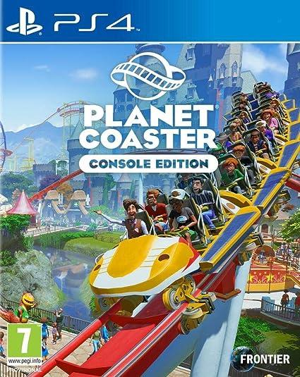コースター プラネット Planet Coaster