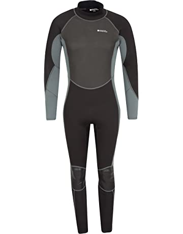 0978b76462 Mountain Warehouse Mens Full Wetsuit - Sculpted Fit