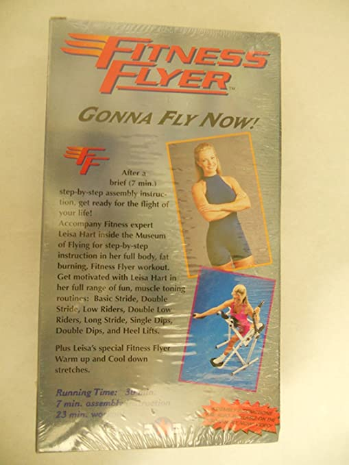 Amazon.Com: Fitness Flyer - Fly Through Your Workout: Gonna Fly