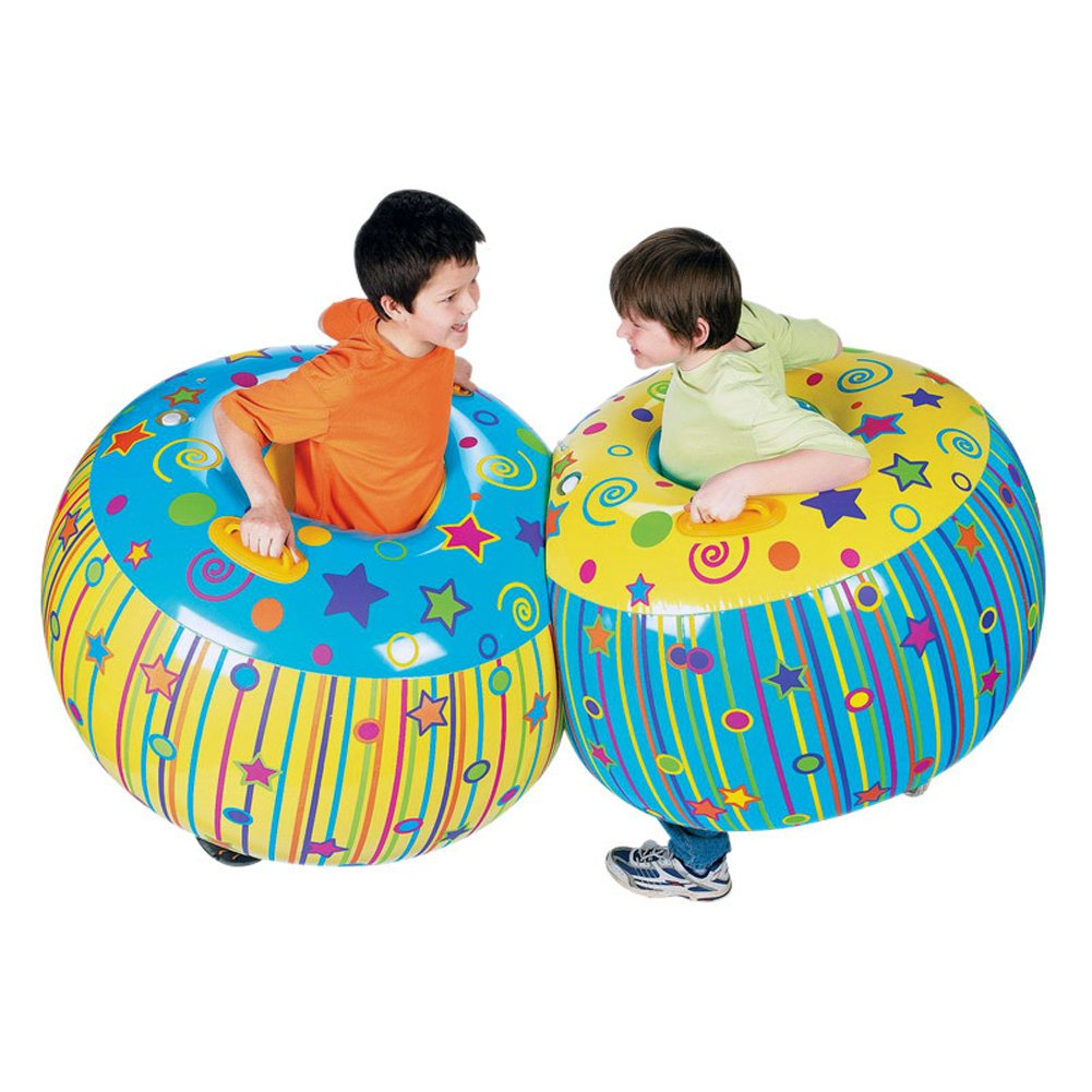 OUBEI Body Bumpers Bopper Inflatable Giant Extra Thick Bumper Buddies Set of 2