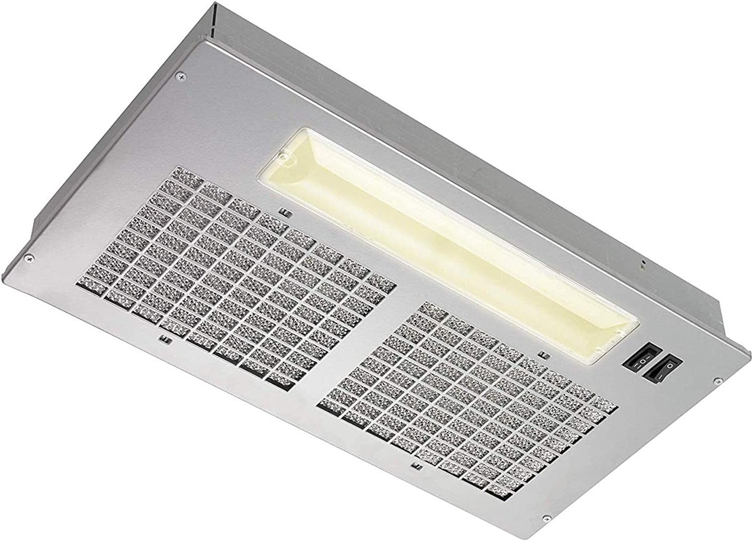 Broan Aluminum Power Pack Range Hood Insert
