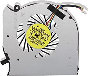 New Laptop CPU Cooling Fan Compatible with HP DV6-7000 DV6T-7000 dv7t-7200 dv7t-7000 dv6t-7200 dv6t-7300 dv6z-7000 DV6-7000 DV6T-7000 DV7-7000 DV7-7300 DV7-7200 M7-1000 682061-001 682179-001