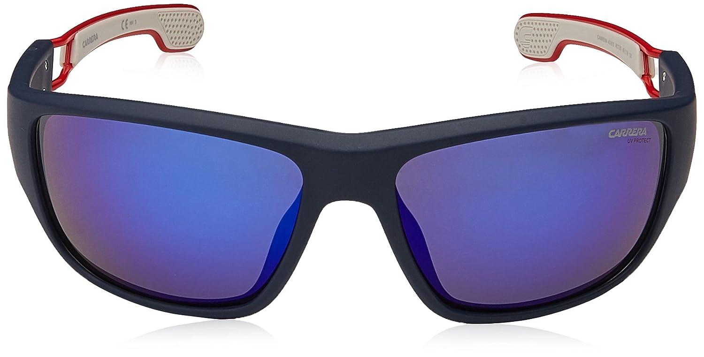 Carrera Eyewear Herren Sonnenbrille » CARRERA 4008/S«, blau, RCT/Z0 - blau/blau