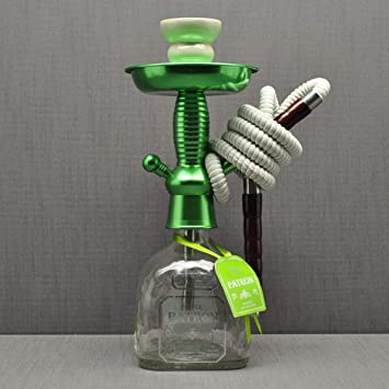 Amazon.com: Patron Silver - Gancho para botella (750 L ...