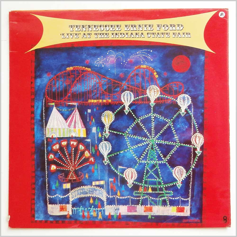 Tennessee Ernie Ford - The Indiana State Fair [LP] - Amazon