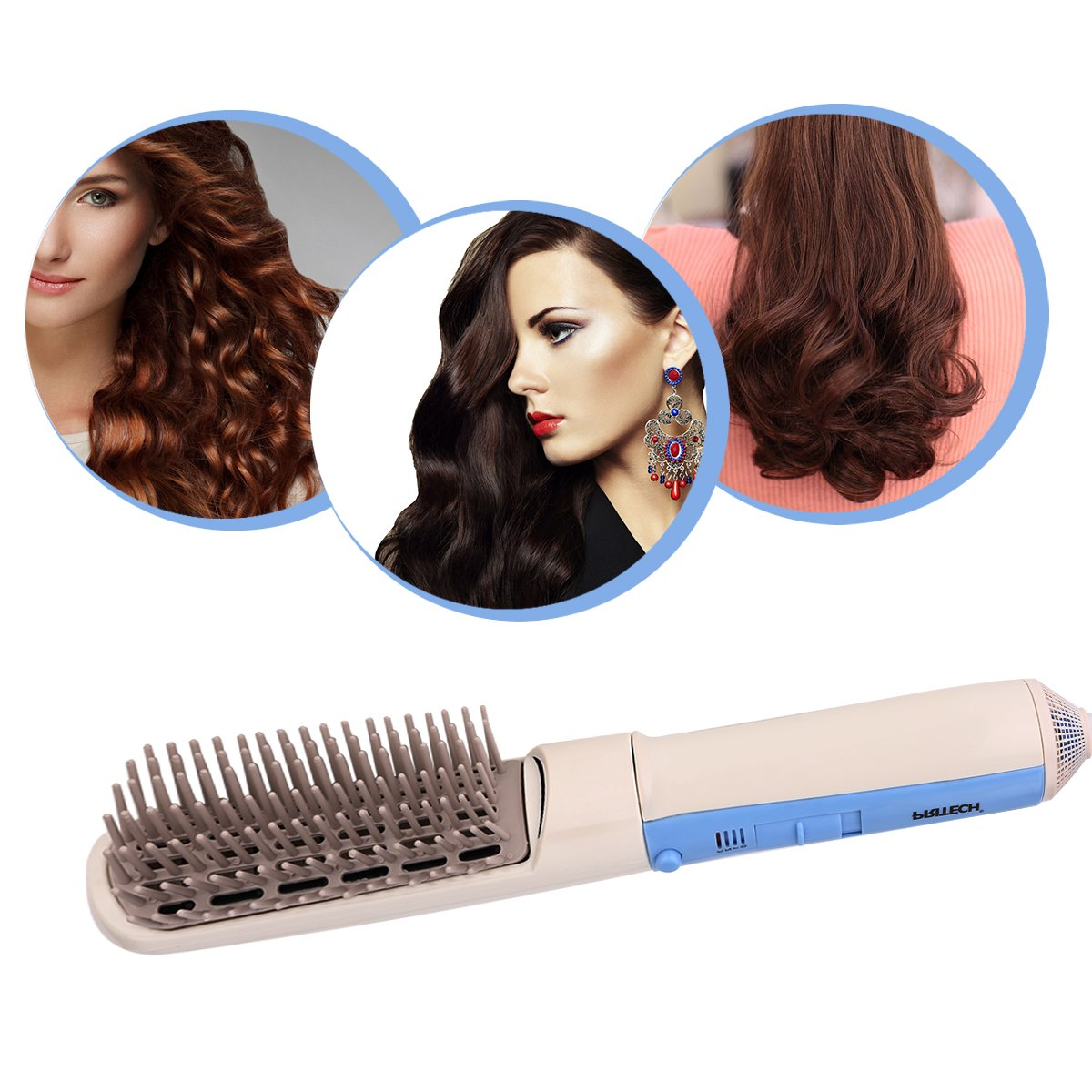 Babyliss brush and style kurze haare