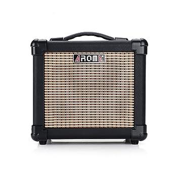 AROMA AG-10 10W Black Guitar Amplifier Speaker Box