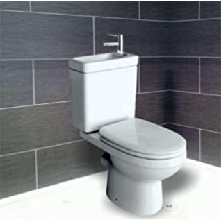 Cistern With An Integrated Sink Amazon Co Uk Diy Tools