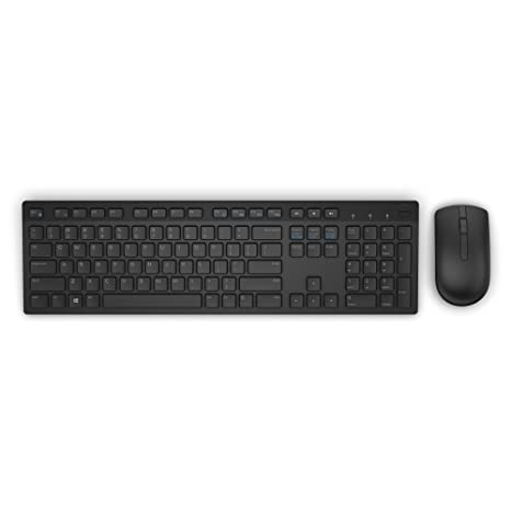7feff25fc40 Amazon.com: Dell KM636 Wireless Keyboard & Mouse Combo (5WH32): Computers &  Accessories