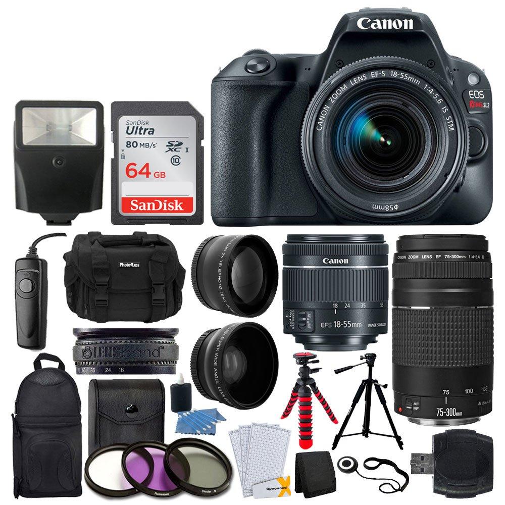 71fRwDjOckL. SL1000  - Canon 77D Review! The BEST DSLR Under $1000!