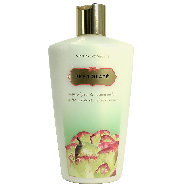 Victoria's Secret Fantasies Pear Glace Hydrating Body Lotion 8.4oz./250ml