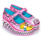 Hot Chocolate Design Chocolaticas Ganguro Women's Mary Jane Platform