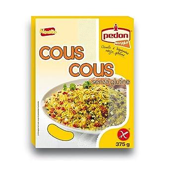 Easyglut Cous Cous gluten 375g: Amazon.es: Salud y cuidado ...