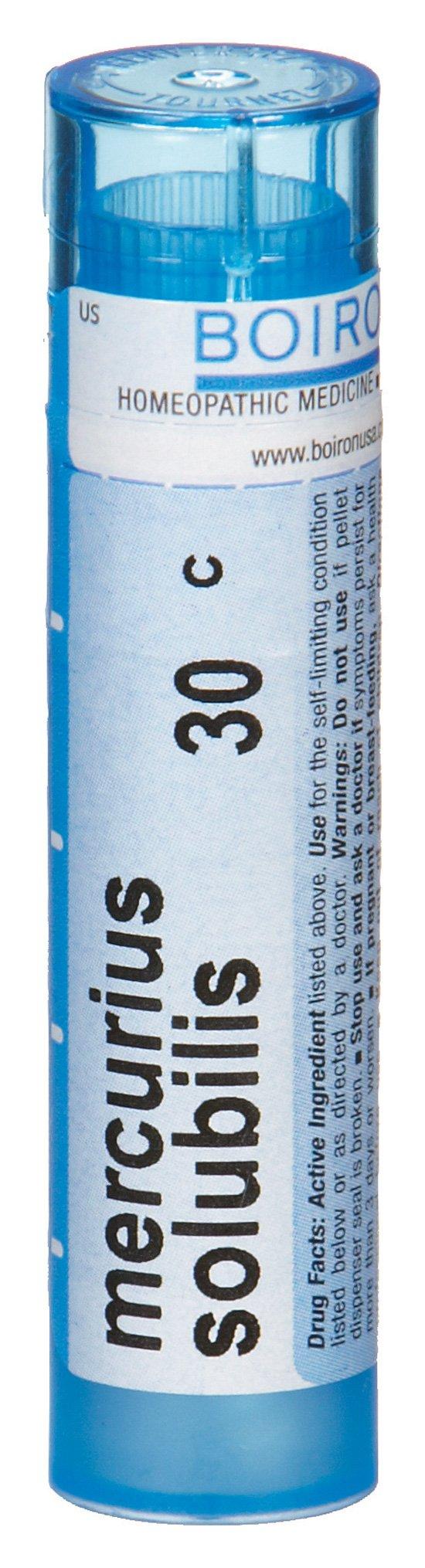 Boiron - Mercurius Solubilis - 30C (80 Pellets)